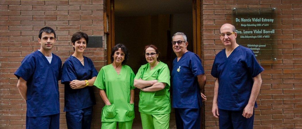 Noves incorporacions a la Vidal Clínica Dental
