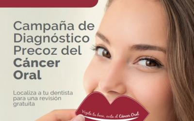 Campaña de Diagnóstico Precoz de Cáncer Oral